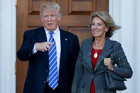 devos-and-trump-2016